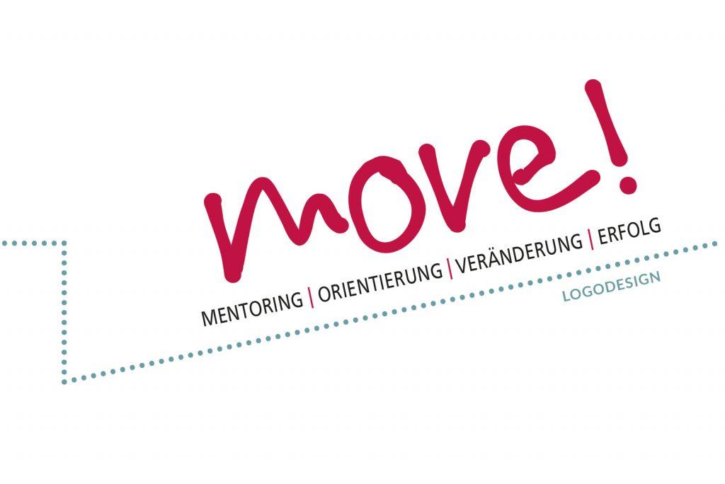 Referenz MOVE Logodesign