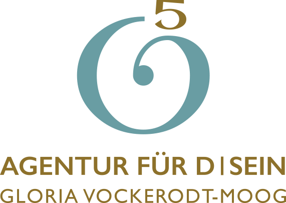 Logo FÜNF O Agentur für D|Sein