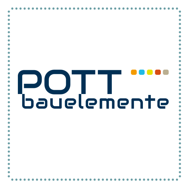 Referenz Pott Bauelemente Logodesign