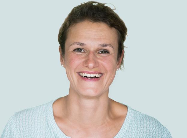 Gloria Vockerodt-Moog, Inhaberin der Agentur