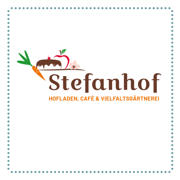 Referenz Stefanhof Logodesign